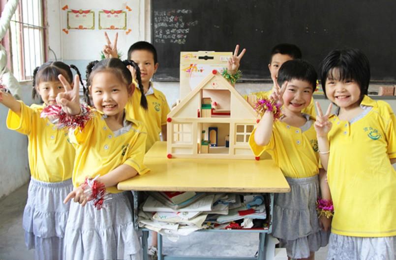 雅安有难,木玩有爱——木玩世家捐赠活动