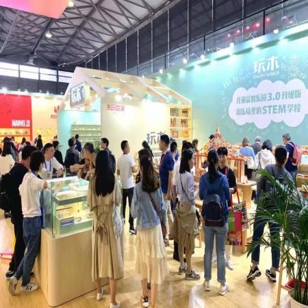 展会 | 第十八届中国国际玩具展及上海玩博会完美落幕!木玩世家惊艳魔都!